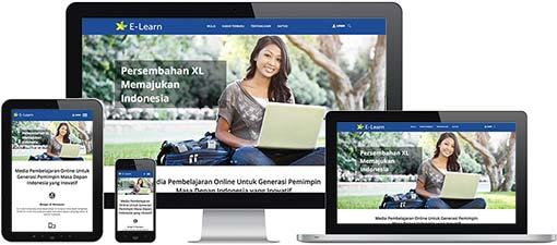 XL E-Learn Platform